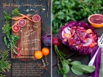 Blood Orange and Purple Cabbage Salad