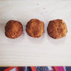 Vegan Paleo Muffins